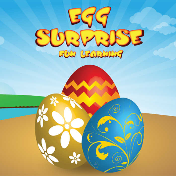 Christmas Surprise Eggs