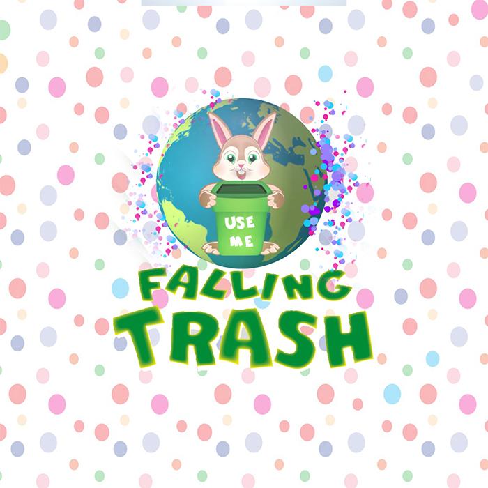 Falling Trash